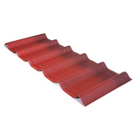 Sistema tegole ONDUVILLA rosso classico