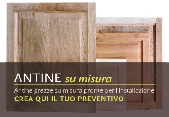 Antine in legno vendita online - Bricolamer