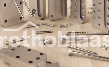 Ferramenta professionale per legno Holz Technic by Rothoblaas