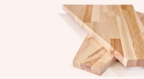 Gradini in legno